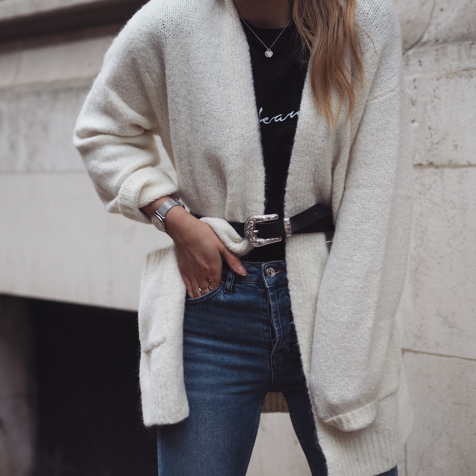 Style file 4 . | The perfect outfit for when you want to ditch the coat!