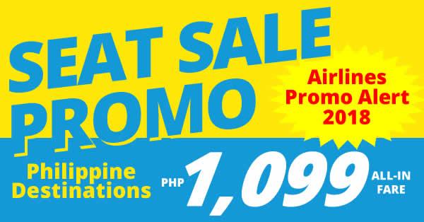 seat sale promo