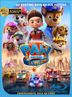Paw Patrol: La pelicula (2021) Latino-Ingles [1080p] GeyserGP