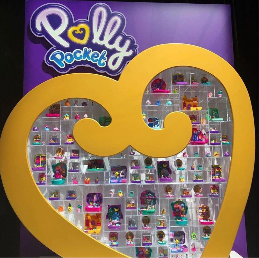 Фигурки Polly Pocket новинки игрушек 2020 года