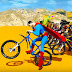 DESCARGA EL JUEGO MAS DIVERTIDO DE SUPERHEROES Y BICICLETAS - Superheroes Bmx Racing: Bicycle Xtreme Stunts GRATIS ULTIMA VERSION FULL E ILIMITADA PARA ANDROID)