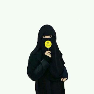 anime muslimah cantik