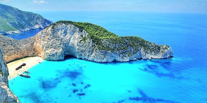 Isole del Mar Ionio, Grecia