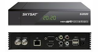ATUALIZAÇÃO SKYSAT S2020 HD V1.1561 Skysat-s2020