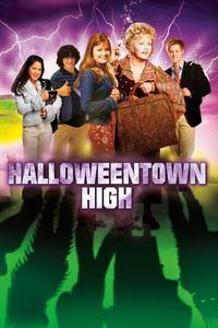 Poster Halloweentown High