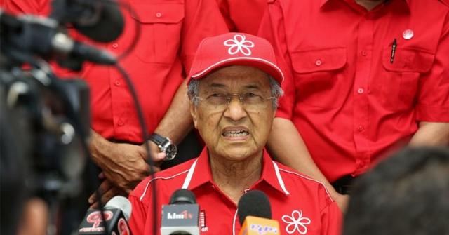 [RASMI] Tun Dr Mahathir letak jawatan Perdana Menteri