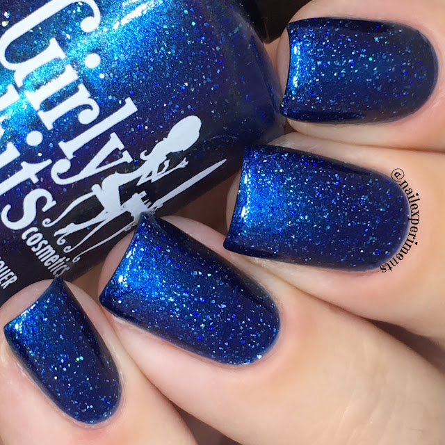 girly bits november 2017 the polish pickup wait for it swatch review