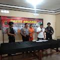 Kepolisian Kembali Amankan Pengedar Sabu di Mahakam Ulu