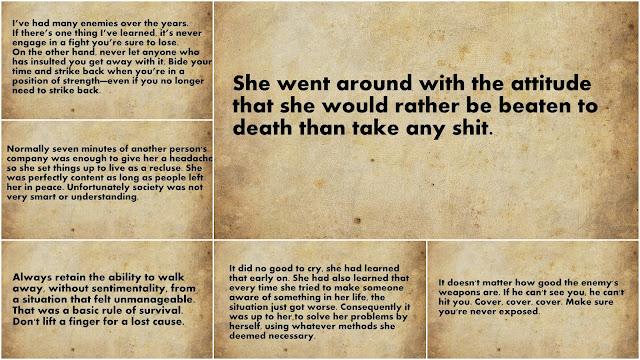 Lisbeth Salander Quotes