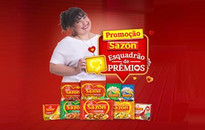 promoção sazon 2021 esquadrao de premios
