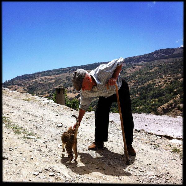 capileira hiking trail