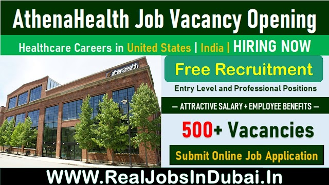 US Jobs | Jobs In Channai | Athenahealth Careers Recruitment |