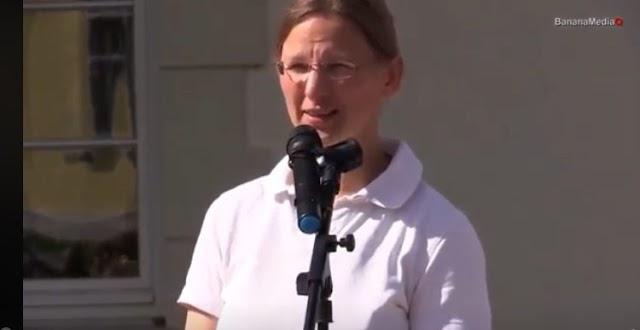 Το συγκλονιστικό βίντεο της Γερμανίδας γιατρού Katrin Kord για την πανδημία, το φόβο και τα συμφέροντα
