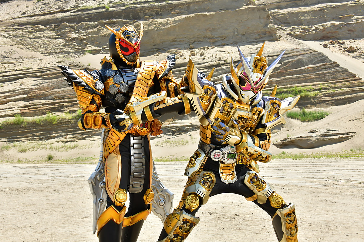 Kamen rider zi-o episode 41 sub indo