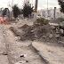 A 14 meses de haber iniciado obras en Av. Bordo de Xochiaca, no hay fecha de término