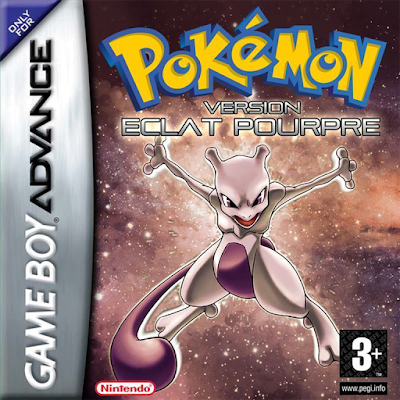 Pokemon Eclat Pourpre GBA ROM Download