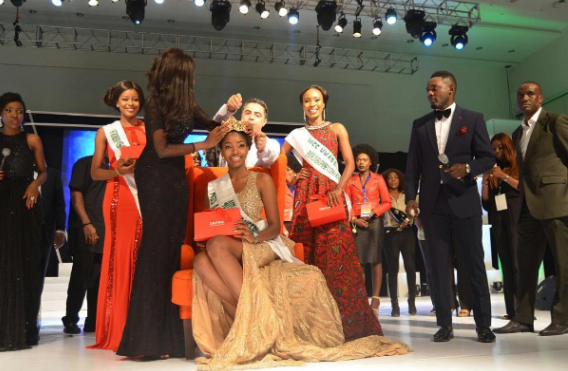 Beauty Contest: Miss Anambra, Chioma Stephanie Obiadi crowned MIss Nigeria 2016 Photos