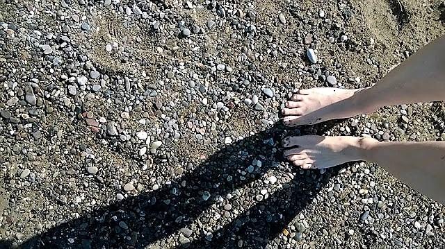 """Marina di Bibbona e la sua """"sabbia"""""""