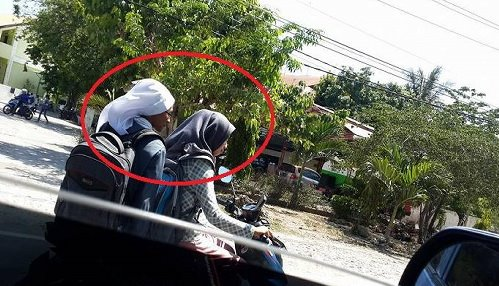 Nampak Biasa, Setelah Diamati Dengan Cermat Foto Ini Justru Buat Kagum Netizen