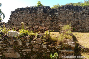 Ruínas do Abarebebê