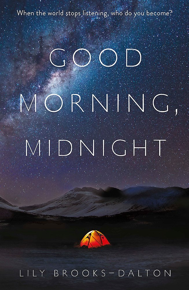 O céu da meia noite   Lily Brooks-Dalton
