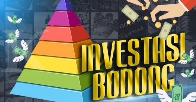 Rp106 Triliun Uang Rakyat Sia-sia Termakan Investasi Bodong
