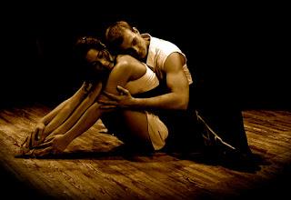 duo flame, dance