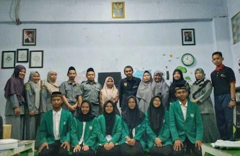 Pelepasan Mahasiswa PPL UNWAHAS oleh MI Miftahul akhlaqiyah