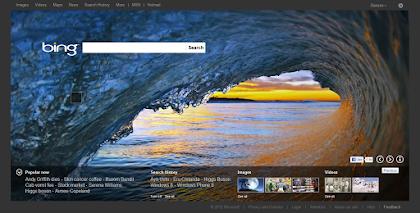 Bing محرك بحث يخلصك من المحتوى التافه