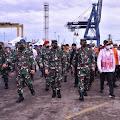 Panglima TNI Bersama Menhub Tinjau Lokasi Ditemukannya Serpihan Pesawat Sriwijaya Air SJ 182