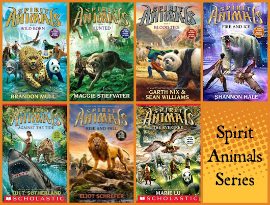 Book Review: Spirit Animals Series