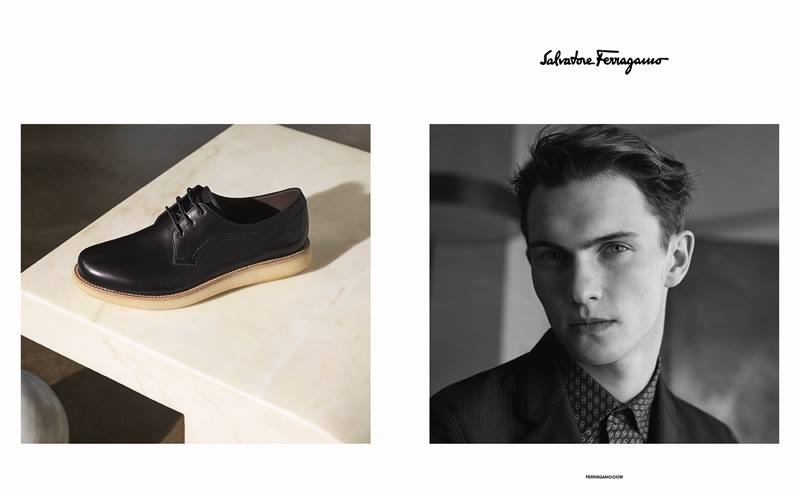 Salvatore Ferragamo Spring Summer 2018 Campaign by Karim Sadli