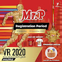 Mr.P Virtual Run – Full Marathon 42KM • 2020