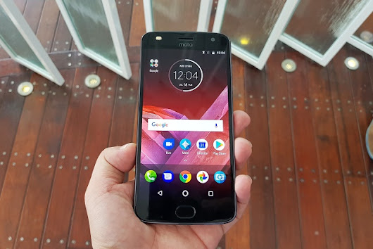 Motorola Moto Z2 Play gets priced in the Philippines at Php 24,999