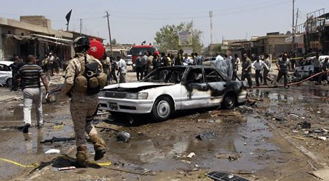 سوداني انتحاري ينفذ عمليه تفجير  بليبيا