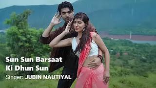 Barsaat Ki Dhun Song Lyrics - Image1 - Jubin Nautiyal - Ft. Gurmeet Choudhary, Karishma Sharma