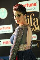 Raai Laxmi in Beautiful Backless Designer Anarkali Gown at IIFA Utsavam Awards 2017  Day 2  Exclusive 34.JPG