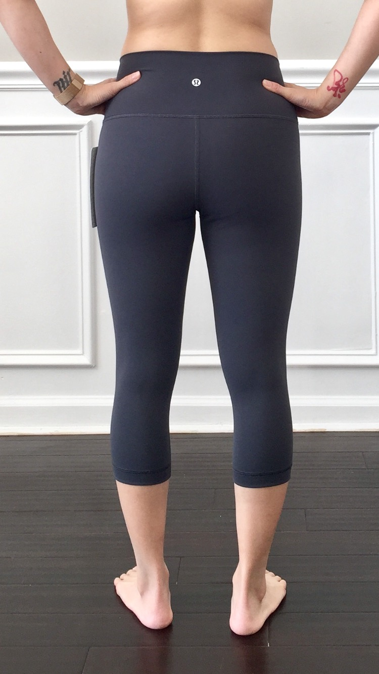 f73ba7371288a The fit is very similar to the Align Crops. These have a slightly higher  rise than the Align Crops, but I still found the waistband to be  comfortable.