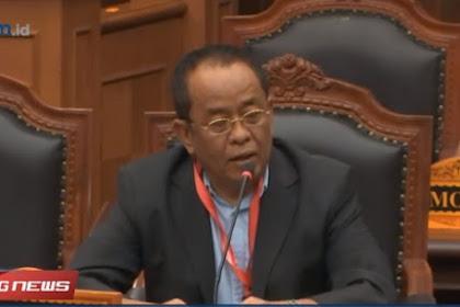 Bersaksi di MK, Said Didu: Dewan Pengawas Sama dengan Pejabat BUMN