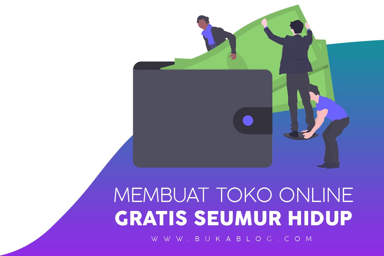 Cara Membuat Website Toko Online 100% Gratis