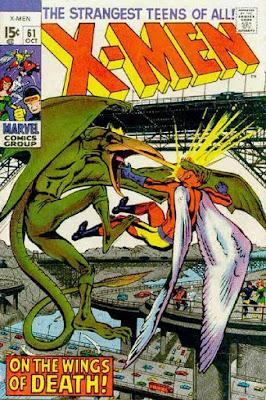 X-Men #61, Sauron