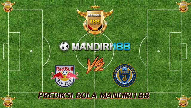 AGEN BOLA - Prediksi New York Red Bulls vs Philadelphia Union 18 September 2017