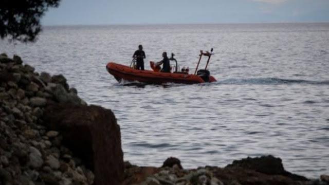 Εντοπίστηκε σορός άνδρα στην θαλάσσια περιοχή των Γιάλτρων