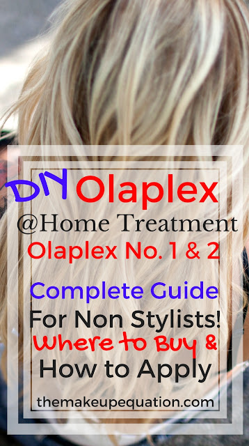 How To Do An Olaplex Treatment At Home