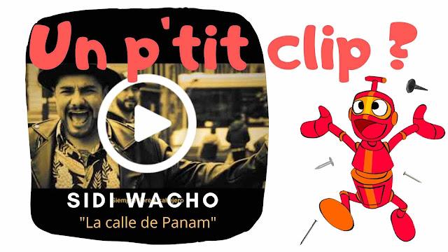 Sidi Wacho change de registre avec un clip latin trap : la calle de panam