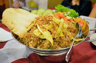 Kuliner Indonesia - Nasi Goreng Jancuk