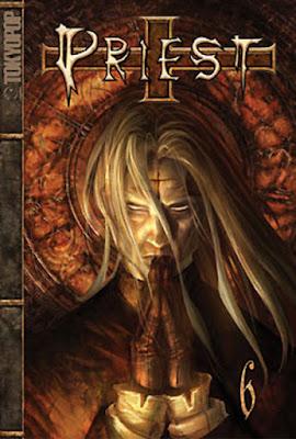 Priest Manga, En İyi Seinen Manga