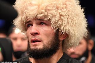 Khabib Nurmagomedov RETIRES from MMA after brilliant win over Justin Gaethje to retain lightweight title
