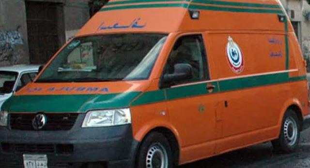 إصابة ربة منزل و6 أطفال بتسمم في سوهاج.