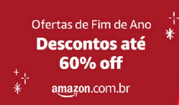 Amazon: ofertas do fim de 2019